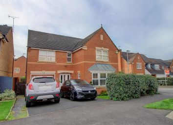 Thumbnail 4 bed detached house for sale in Sunningdale Road, Coalville