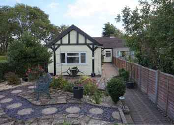 Thumbnail 3 bed semi-detached bungalow for sale in Rear Of 116 Peaks Lane, New Waltham, Grimsby