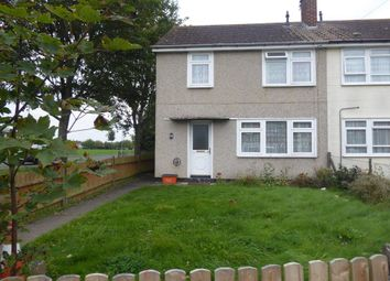 Thumbnail 3 bed property to rent in Buckhurst Crescent, Swindon