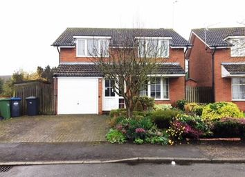 Thumbnail 4 bed detached house to rent in School Street, Rugby, Warwickshire