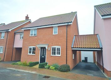 Thumbnail 3 bed link-detached house for sale in Cross Road, Clacton-On-Sea