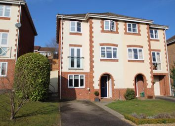 Thumbnail 4 bedroom semi-detached house for sale in Coltsfoot Close, Burghfield Common
