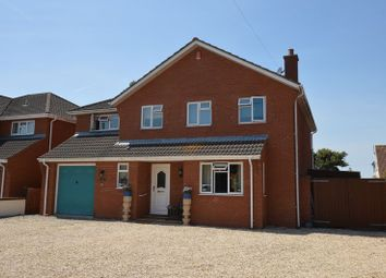 Thumbnail 4 bed detached house for sale in Biddisham Lane, Biddisham, Axbridge
