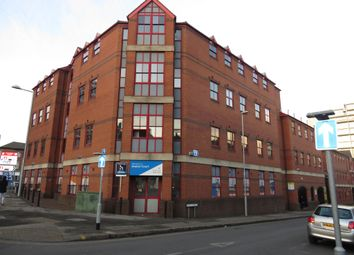 Thumbnail 1 bed flat for sale in Kent Street, Nottingham