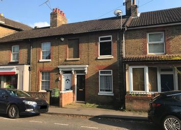 Thumbnail 2 bed terraced house for sale in 10 Upper Fant Road, Maidstone, Kent