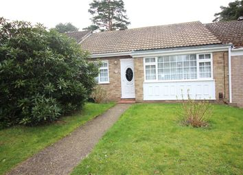 Thumbnail 2 bedroom terraced house for sale in Freshwood Drive, Yateley, Hampshire