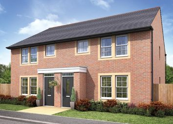 "Thumbnail 4 bed terraced house for sale in ""Oakhouse"" at Henthorn Road, Clitheroe"