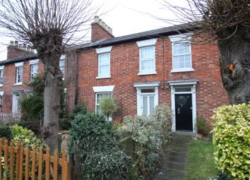 Thumbnail 2 bed terraced house for sale in High Street, Hanslope, Milton Keynes