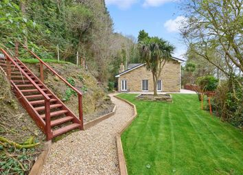 Thumbnail 5 bed detached house for sale in Seven Sisters Road, St. Lawrence, Isle Of Wight