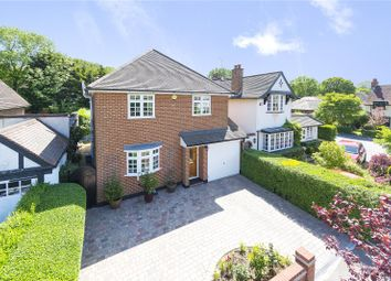 Thumbnail 4 bed detached house for sale in Risebridge Road, Gidea Park
