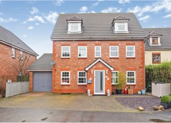 5 bed detached house for sale in Upmill Close, West End, Southampton SO30
