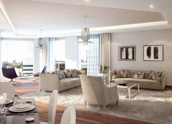 Thumbnail 2 bed flat for sale in Sovereign Court, London