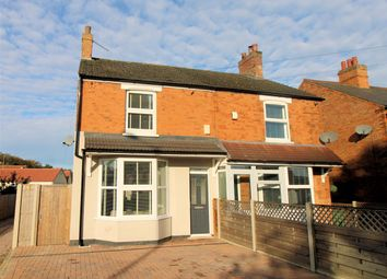 Thumbnail 3 bed semi-detached house for sale in Wootton Road, South Wootton, King's Lynn