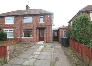 Thumbnail 2 bed semi-detached house for sale in Shaftesbury Road, Eston, Middlesbrough