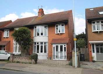 King Edward Avenue, Broadwater, Worthing BN14. 3 bed semi-detached house for sale