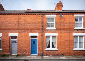 Thumbnail 2 bed terraced house for sale in Prescot Street, Hoole, Chester