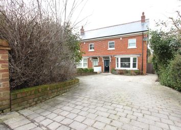 Thumbnail 4 bed semi-detached house for sale in Eythorne Road, Sheperdswell