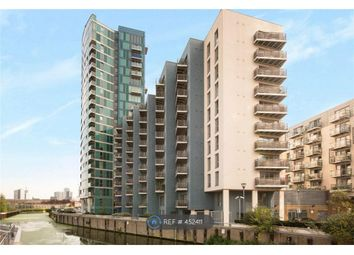 Thumbnail 1 bed flat to rent in George Hudson Tower, London
