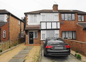 Thumbnail 3 bed semi-detached house for sale in Lansbury Drive, Hayes