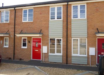 Thumbnail 1 bedroom terraced house for sale in Spiros Road, Cardea, Peterborough