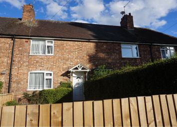 Thumbnail 2 bed terraced house for sale in Valley Road, Coventry