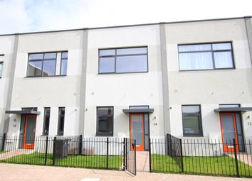 Thumbnail 3 bed town house for sale in Paper Mill Lane, Bramford, Ipswich, Suffolk