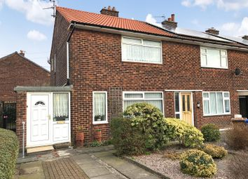 Thumbnail 2 bedroom town house for sale in Coniston Avenue, Little Hulton, Manchester