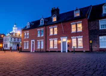 Thumbnail 4 bed town house for sale in Kings Staithe Square, King's Lynn, Norfolk