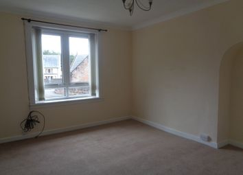 Thumbnail 2 bedroom flat to rent in Riverside Crescent, Catrine, East Ayrshire