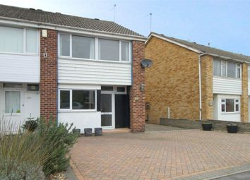 Thumbnail 3 bed end terrace house for sale in Frobisher Road, Bilton, Rugby, Warwickshire