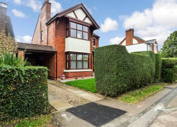 Thumbnail 3 bed detached house for sale in Coventry Road, Broughton Astley, Leicester, Leicestershire