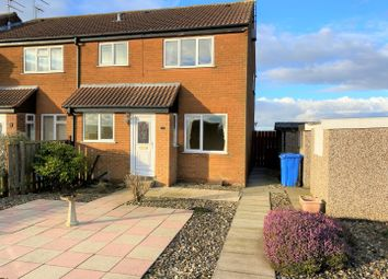 Thumbnail 1 bed end terrace house to rent in Cherry Tree Drive, Filey