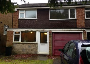 Thumbnail 3 bed semi-detached house to rent in Tennal Road, Quinton, Birmingham