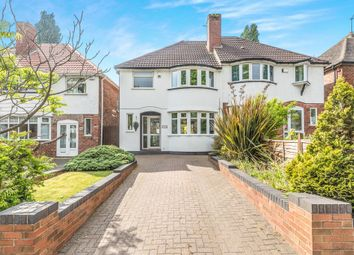 Thumbnail Semi-detached house for sale in Garretts Green Lane, Birmingham