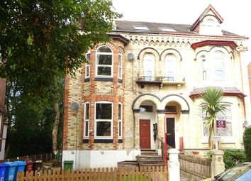 Thumbnail 1 bed flat for sale in 10, Mayfield Road, Whalley Range, Manchester.