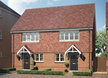 "Thumbnail 2 bed property for sale in ""The Thatch"" at Burns Way, Holmbush Potteries Estate, Faygate, Horsham"