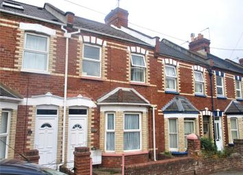Thumbnail 3 bed terraced house to rent in Commins Road, Exeter, Devon