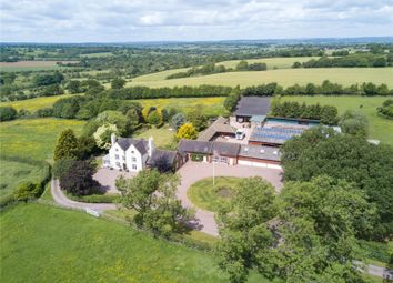 Thumbnail 6 bed detached house for sale in Woodcock Heath, Kingstone, Uttoxeter, Staffordshire