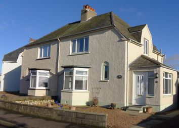 Thumbnail 3 bed semi-detached house for sale in 36 University Avenue, Pittenweem