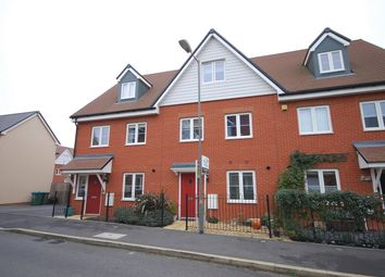 Thumbnail 3 bed terraced house for sale in Carrick Street, Aylesbury, Buckinghamshire