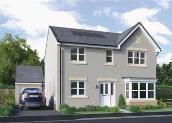 "Thumbnail 4 bedroom detached house for sale in ""Grant"" at Brotherton Avenue, Livingston"