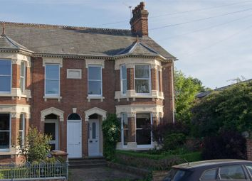 Thumbnail 4 bed end terrace house for sale in Out Risbygate, Bury St. Edmunds