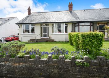 Thumbnail 3 bed semi-detached bungalow for sale in Pontypridd Road, Barry