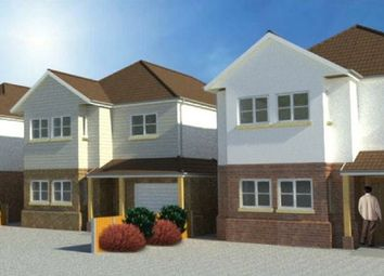 Thumbnail 4 bedroom detached house for sale in Highams Road, Hockley