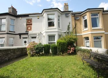 Thumbnail 2 bed terraced house for sale in Victoria Road, St. Budeaux, Plymouth