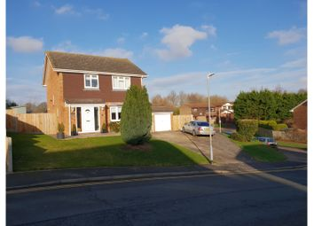 4 bed detached house for sale in Headcorn Drive, Canterbury CT2