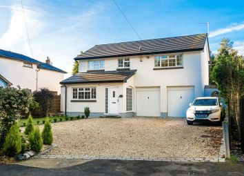 Thumbnail 4 bed detached house for sale in Holmeswood Road, Rufford, Ormskirk