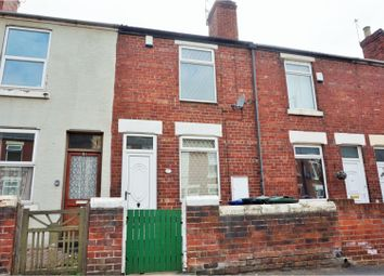 Thumbnail 2 bed terraced house for sale in St. Johns Road, Balby, Doncaster