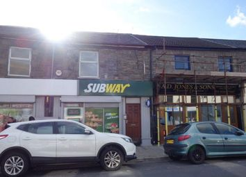Thumbnail 3 bed flat to rent in Bute Street, Treorchy