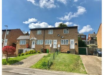 Thumbnail 2 bed end terrace house for sale in Shanklin Close, Walderslade, Chatham